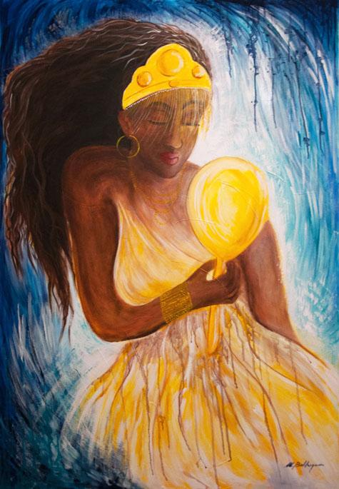 Opará – A Guerreira do Ouro » ILÊ ASÈ OPÔ OMIDEWÁ