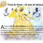 Festa de Oxum 2015